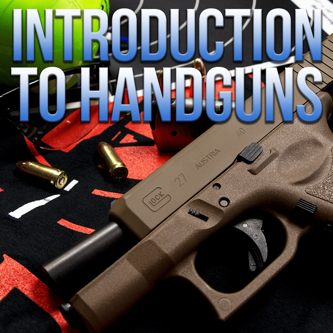 Introduction to Handguns at Buds Gun Shop & Range TN