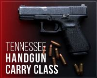 Tennessee Handgun Carry Class