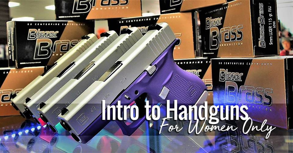 Introduction to Handguns: Women Only